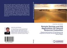 Portada del libro de Remote Sensing and GIS Applications for Natural Resources Evaluation