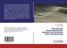 Portada del libro de Численное моделирование процессов пыления хвостохранилищ