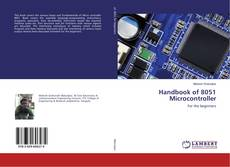 Bookcover of Handbook of 8051 Microcontroller