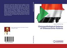 Bookcover of Clinicopathological Patterns of Osteosarcoma Patients