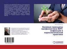 Обложка Базовые принципы профилактики ВИЧ-инфекции в наркологической практике