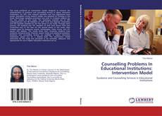 Borítókép a  Counselling Problems In Educational Institutions: Intervention Model - hoz