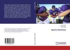 Обложка Sports Dentistry