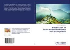 Capa do livro de Introduction to Environmental Problems and Management