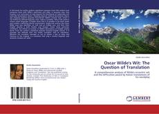 Copertina di Oscar Wilde's Wit: The Question of Translation