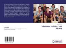 Buchcover von Television, Culture, and Society