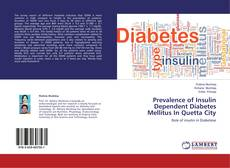 Buchcover von Prevalence of Insulin Dependent Diabetes Mellitus In Quetta City