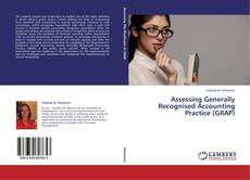 Assessing Generally Recognised Accounting Practice (GRAP) kitap kapağı