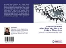 Bookcover of International Film Advertising as a Mirror of Cultural Dimensions