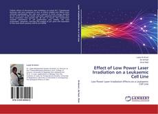 Couverture de Effect of Low Power Laser Irradiation on a Leukaemic Cell Line