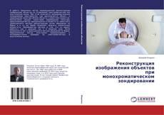 Buchcover von Реконструкция изображения объектов при монохроматическом зондировании