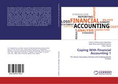 Coping With Financial Accounting 1 kitap kapağı