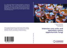 Bookcover of Intensive care units and operation rooms opportunistic fungi