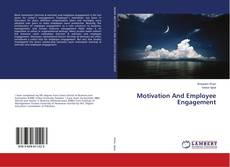 Bookcover of Motivation And Employee Engagement