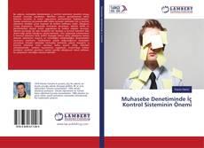 Bookcover of Muhasebe Denetiminde İç Kontrol Sisteminin Önemi