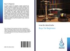 Bookcover of Buyu' for Beginners