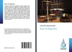 Portada del libro de Buyu' for Beginners