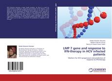 Bookcover of LMP 7 gene and response to IFN-therapy in HCV infected patients