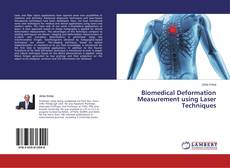 Capa do livro de Biomedical Deformation Measurement using Laser Techniques