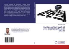 Bookcover of Contamination levels at auto mechanic shops in Ghana