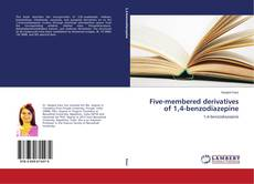Capa do livro de Five-membered derivatives of 1,4-benzodiazepine
