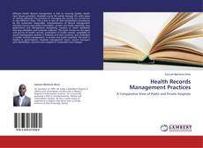 Bookcover of Health Records Management Practices
