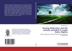 Buchcover von Poverty Reduction and the socially excluded in Lagos State, Nigeria