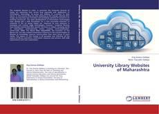 Couverture de University Library Websites of Maharashtra