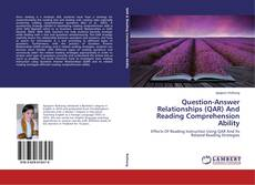 Borítókép a  Question-Answer Relationships (QAR) And Reading Comprehension Ability - hoz
