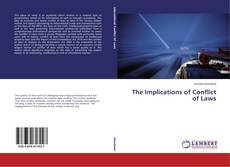 Buchcover von The Implications of Conflict of Laws