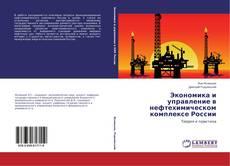 Экономика и управление в нефтехимическом комплексе России kitap kapağı