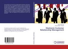 Copertina di Electronic Customer Relationship Management