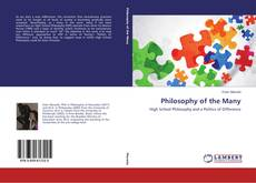 Bookcover of Philosophy of the Many