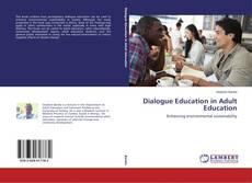 Couverture de Dialogue Education in Adult Education