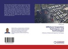 Обложка Offshore Inspection Techniques and Technologies
