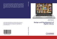 Bookcover of Design and Development of Digital Library
