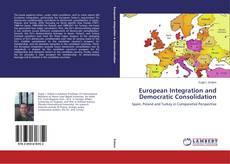 European Integration and Democratic Consolidation kitap kapağı