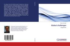 Bookcover of Global challenges