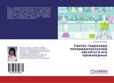 Bookcover of Синтез гидразида пиперидилуксусной кислоты и его производных