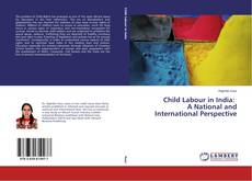 Borítókép a  Child Labour in India: A National and International Perspective - hoz