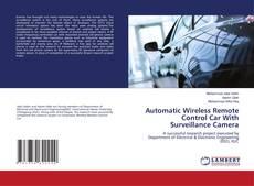 Buchcover von Automatic Wireless Remote Control Car With Surveillance Camera