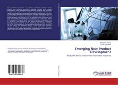 Bookcover of Emerging New Product Development