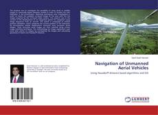 Buchcover von Navigation of Unmanned Aerial Vehicles