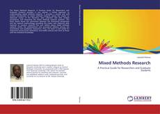 Bookcover of Mixed Methods Research