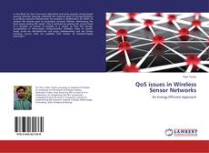 Capa do livro de QoS issues in Wireless Sensor Networks