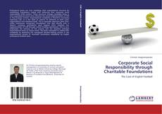 Capa do livro de Corporate Social Responsibility through Charitable Foundations