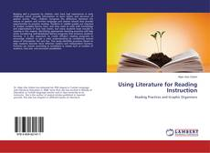 Copertina di Using Literature for Reading Instruction