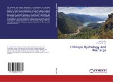 Bookcover of Hillslope Hydrology and Recharge