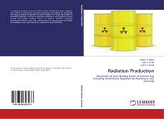 Bookcover of Radiation Production
