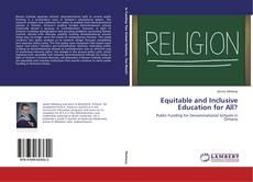 Equitable and Inclusive Education for All? kitap kapağı